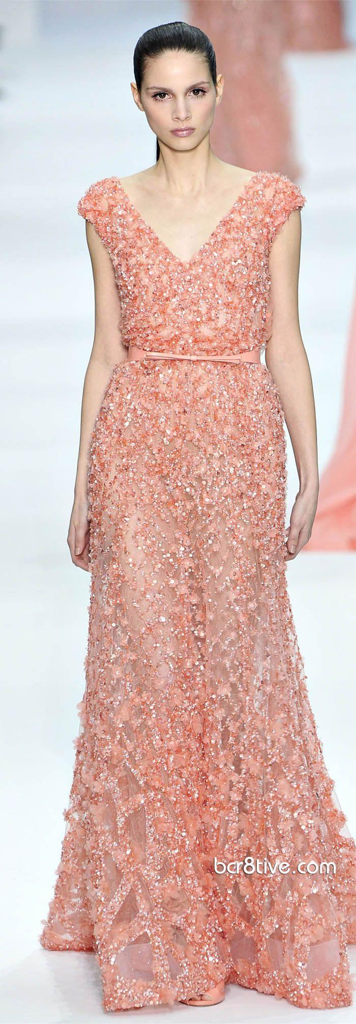 Elie Saab Spring Summer 2012 Haute Couture | Desfile de moda ...