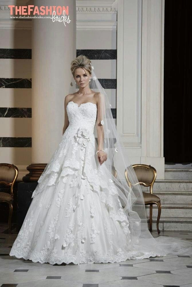 Ian Stuart 2016 Fall Bridal Collection Ian