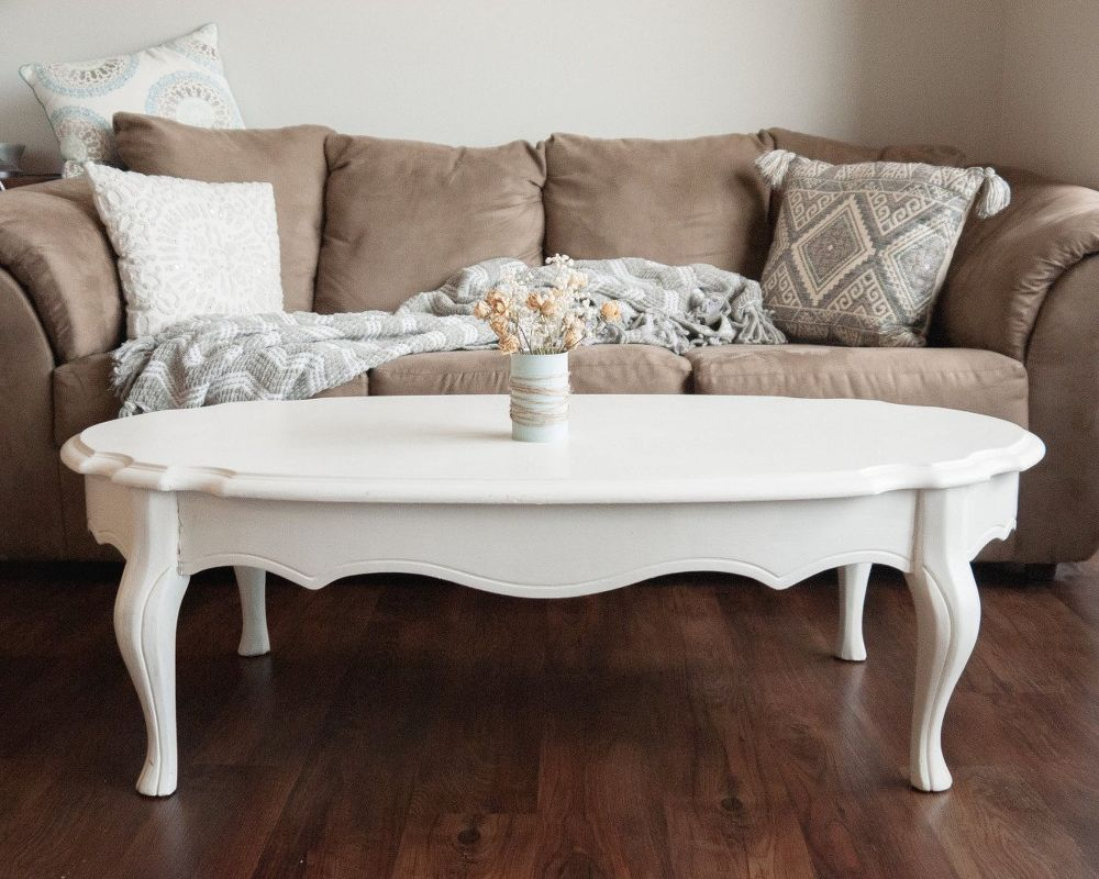 Damask Coffee Table Damask Coffee Table