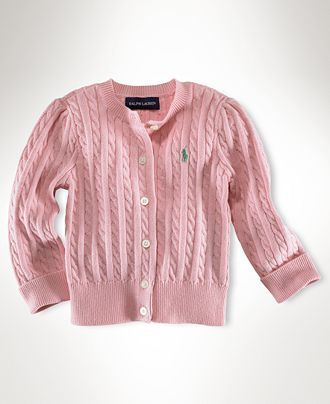 A classic pink sweather | Baby girl clothes | Pinterest | Baby ...