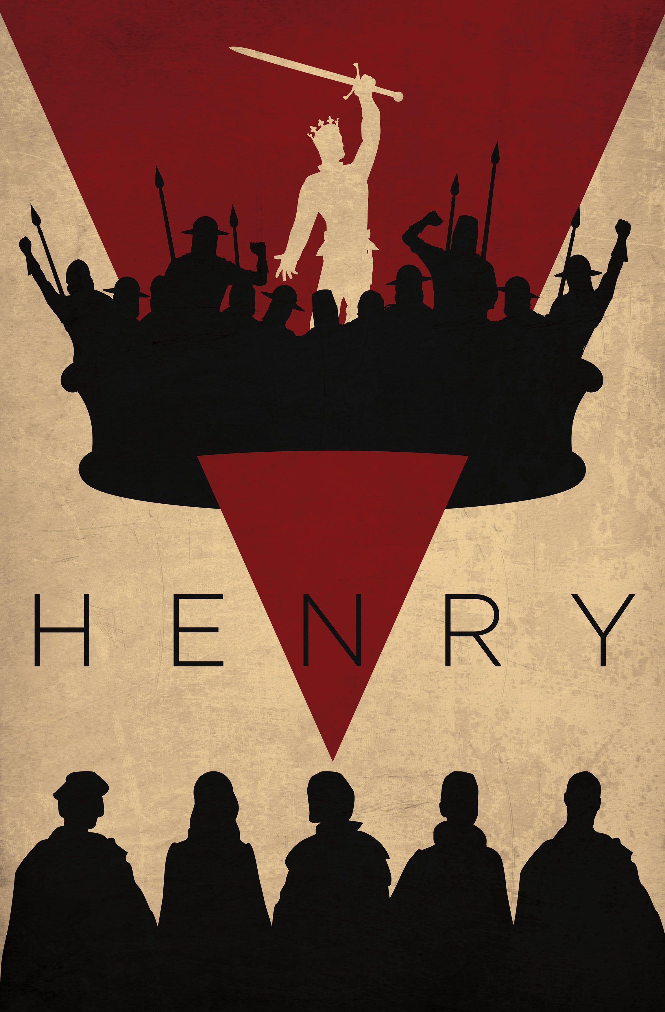 Henry V | Henry V | Pinterest | William shakespeare, Poster and Vs