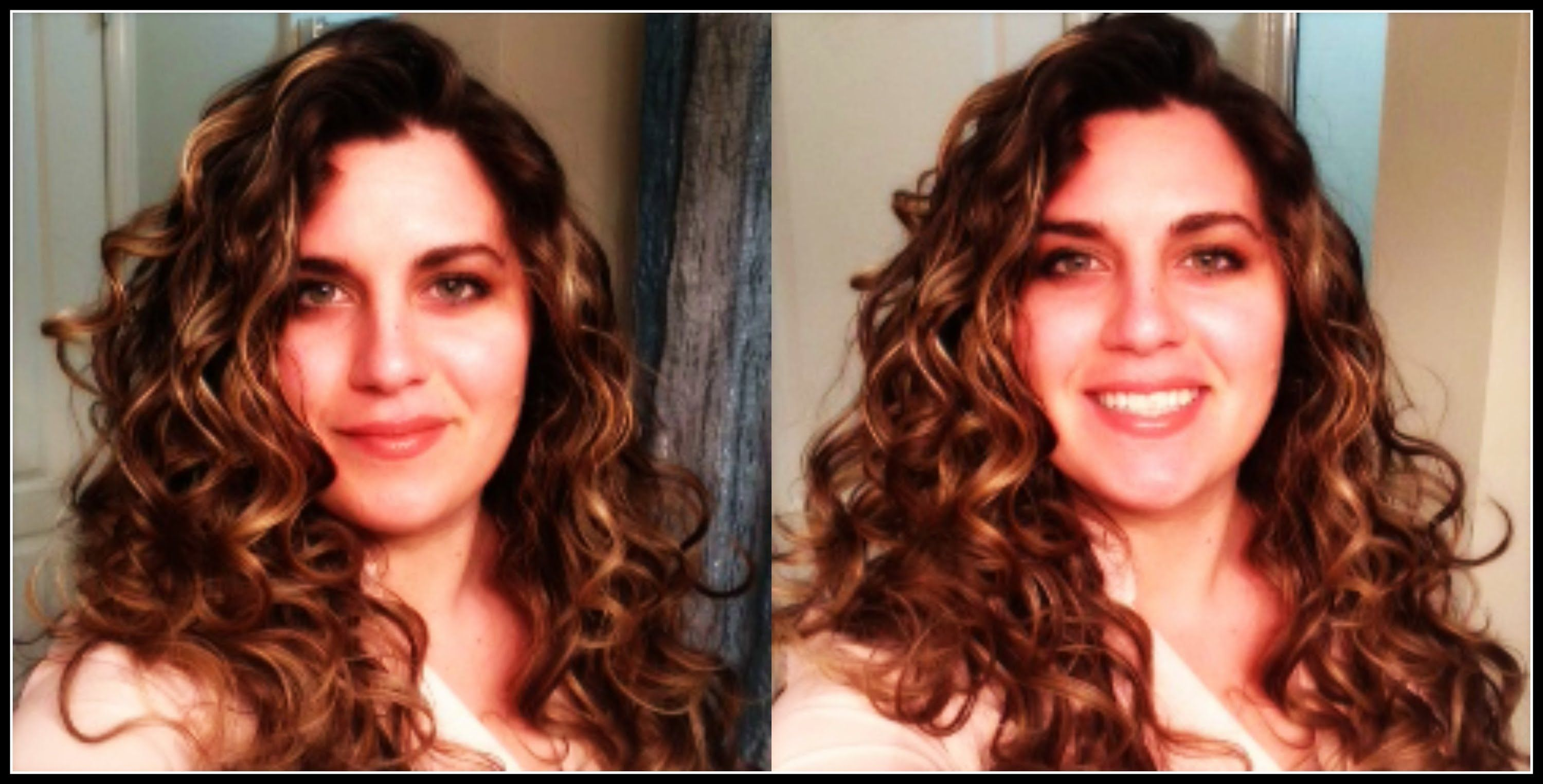 How To Style Naturally Wavy Or Curly Hair Using The Lceg Method