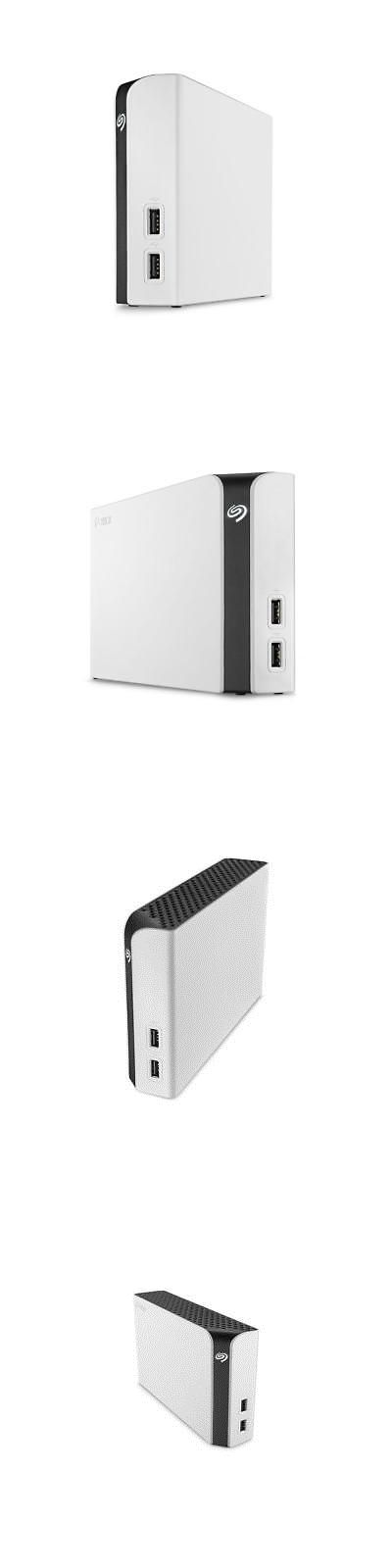 Seagate 8TB Game Drive Hub with Dual USB 3.0 Ports for Xbox One #STGG8000400