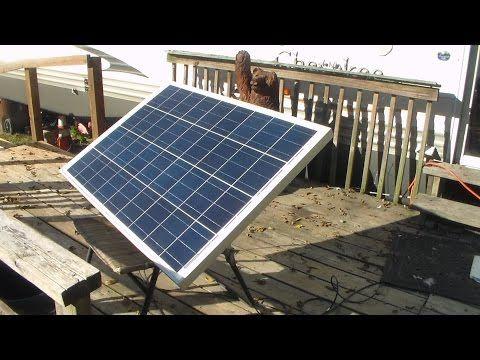 What Can You Run On A 100 Watts 100 Watt Solar Panel Solar Panels Solar Energy Diy