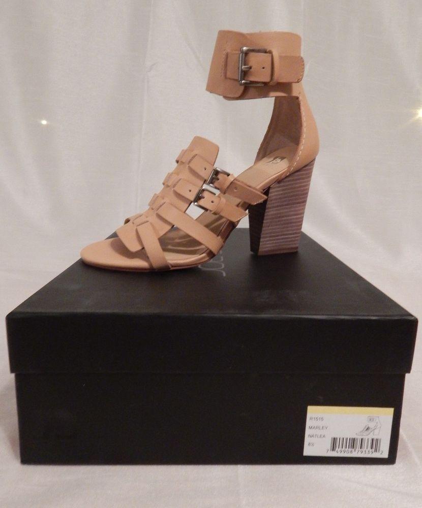 """JOE'S JEANS """"Marley"""" Sandal 100% Leather SZ. 8.5 BNWT #JoesJeans #AnkleStrap"""