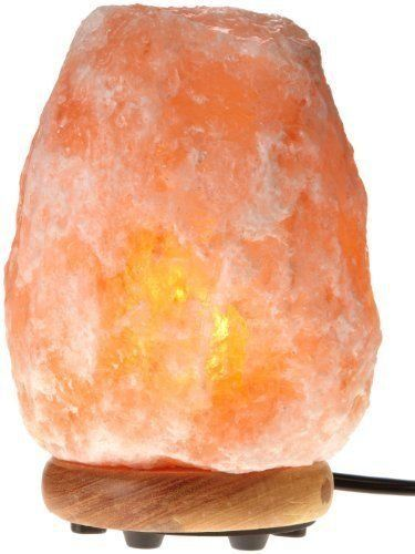 Salt Lamp Walmart Magnificent Himalayan Rock Salt Lamps The Soft Orange Glow From These Lamps Is