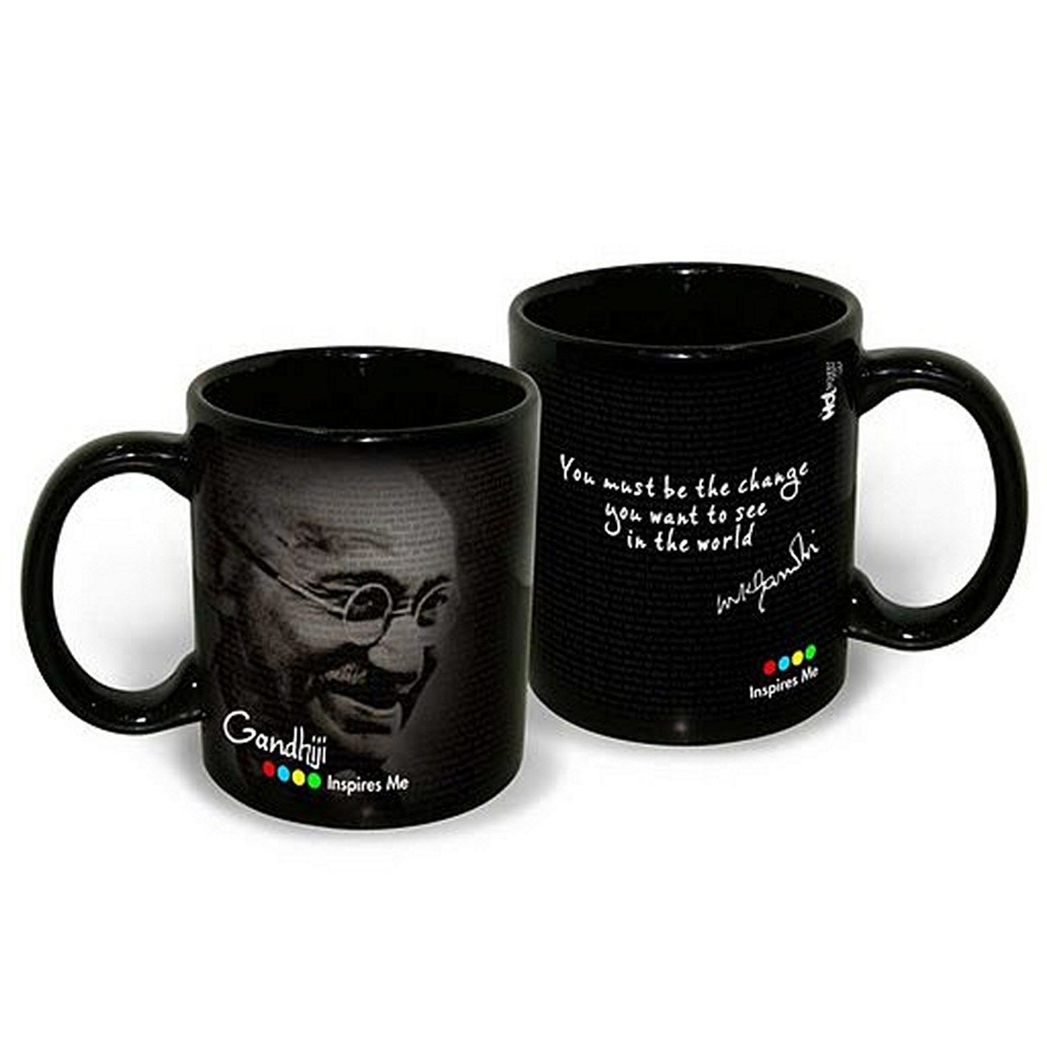 Buy #HotMuggs IM #Gandhiji you must be the #change Online ...