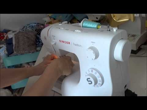 Aprender A Coser A Máquina Singer Tradition Youtube Simple Sewing Machine Singer Sewing Machine Manuals Singer Sewing Machine