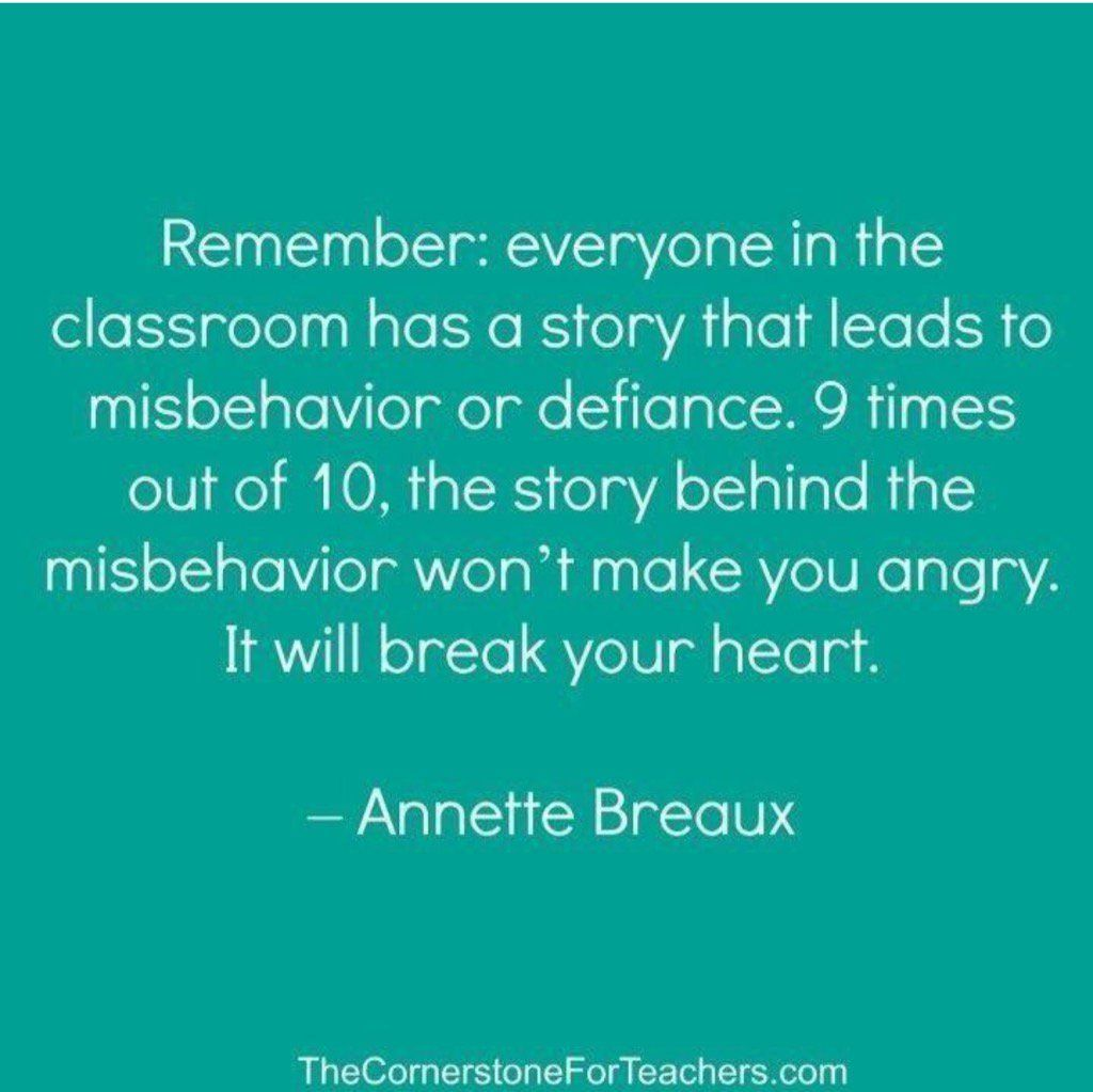 Melanie Hutchinson On Twitter Teaching Quotes Teacher Quotes Challenging Behaviors