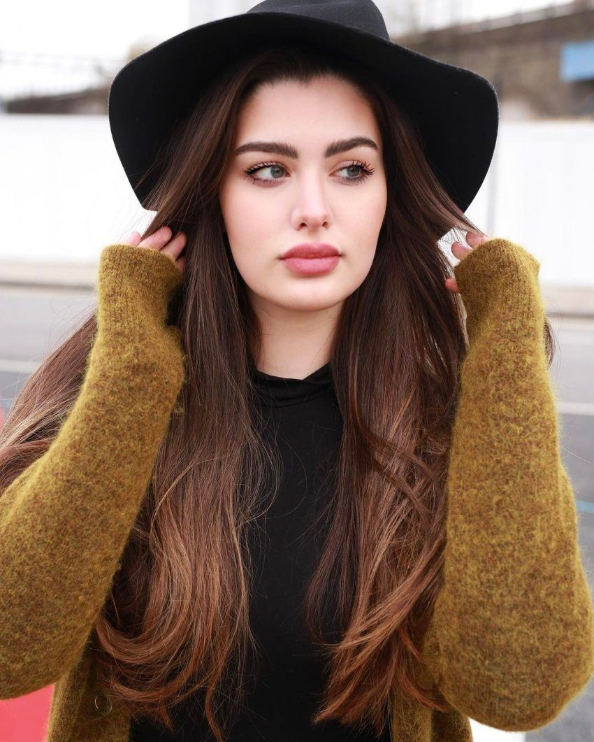 صور اجمل بنات العرب في انستقرام Arabian Beauty Women Brunette Beauty Beauty Girl