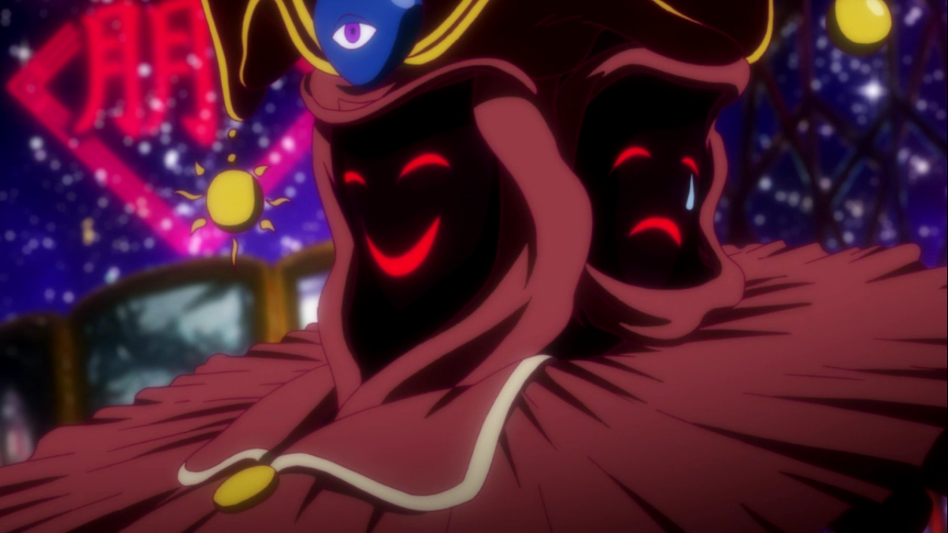 talisman.png (1366×768) Anime, Psychos