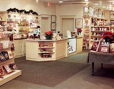 Old Sturbridge Village Gift Shop MA