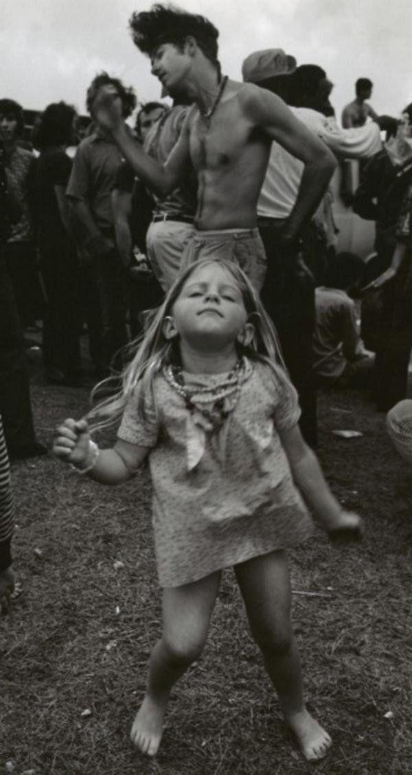 Junger Hippie