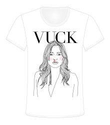"""""""VUCK"""", Be a Talent #WORMLAND T-Shirt Design #Contest http://www.wormland.de/contest/de/"""