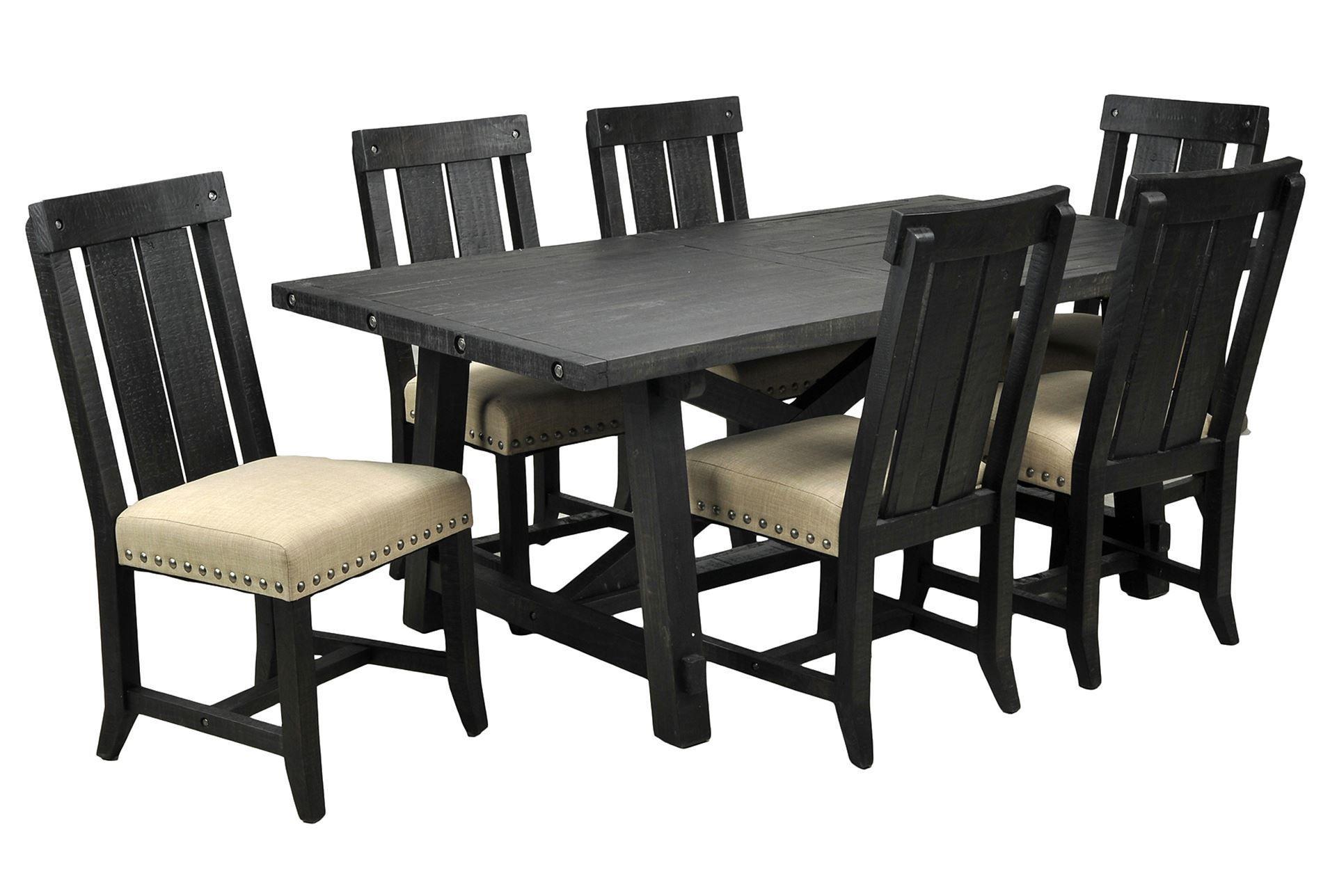 Room Jaxon 7 Piece Rectangle Dining Set
