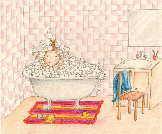 Bathtub Bubbles Bath Time Fun Bubbles Shower Time