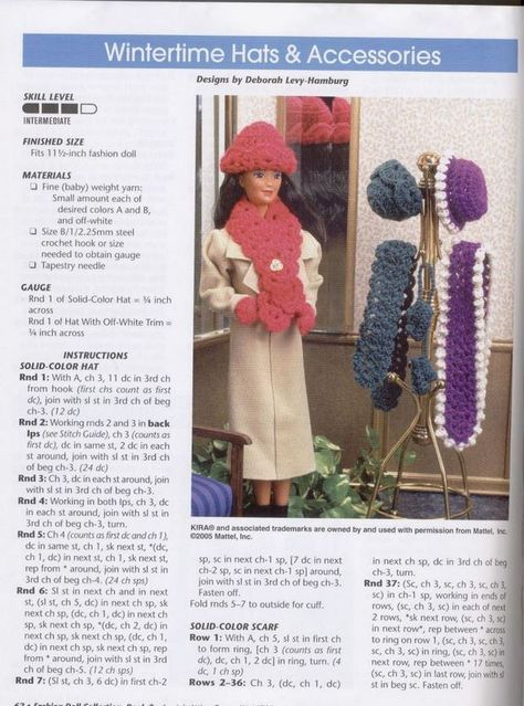 Album Archive - Lots free patterns | Dolls, muñecas, bambole | Pinterest