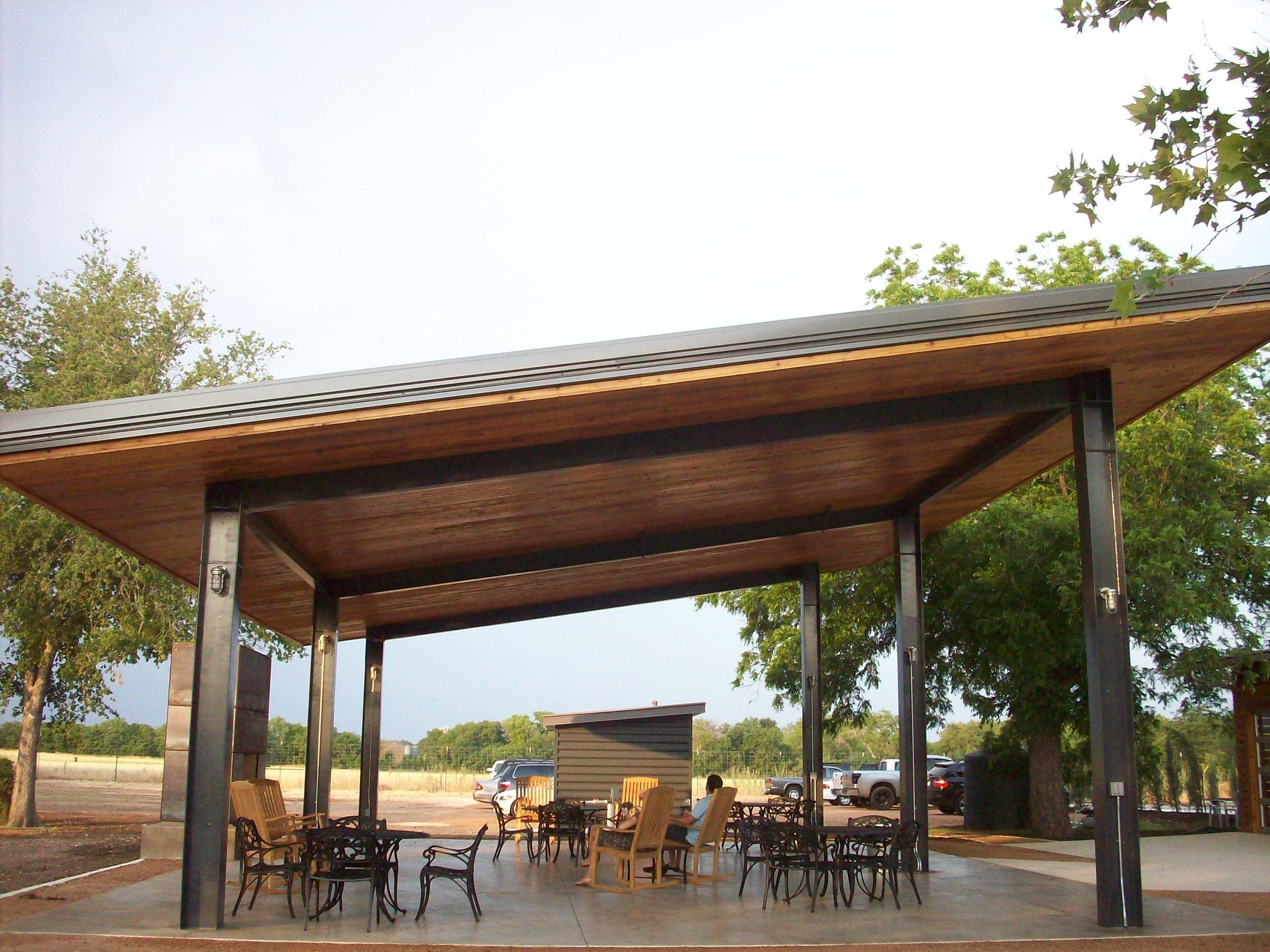 Classic Modern Pavilion - Google Larimer In 2019