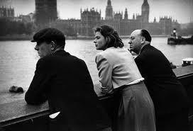 Ingmar Bergman & Alfred Hitchcock