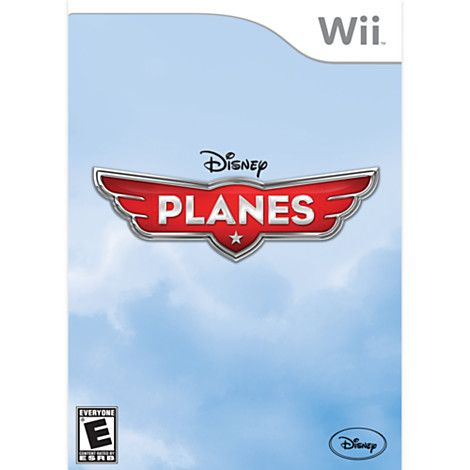 Planes for Nintendo Wii | Games | Disney Store