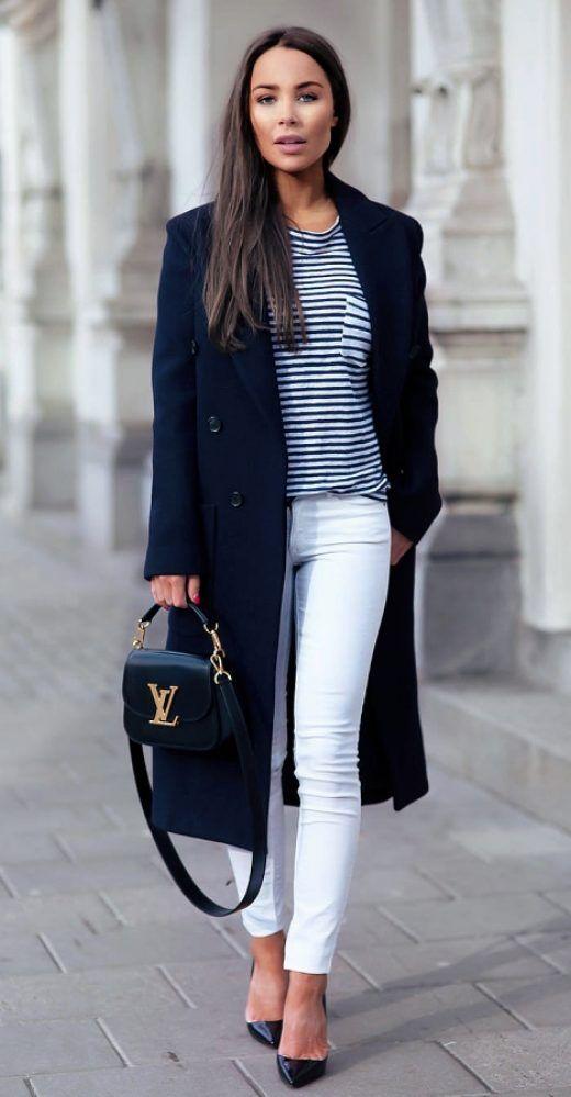 Nicole Warne Sexy Ways To Look Feminine Coats Black Navy Greens