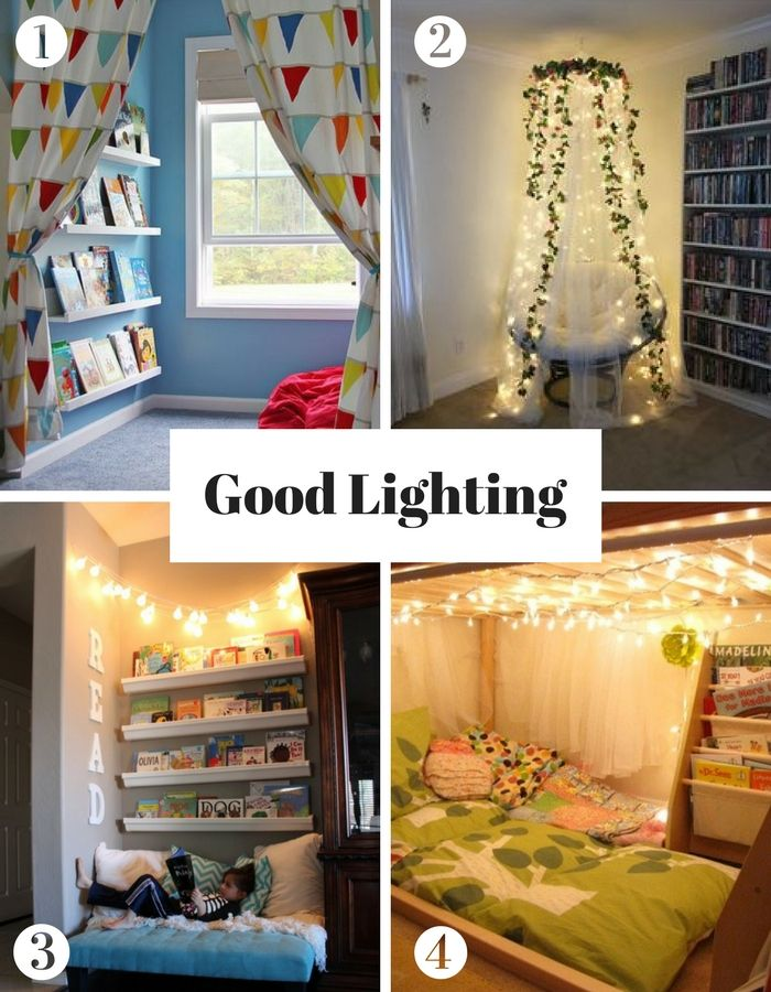 How To Create A Cozy Reading Nook For Kids Reading Nook Kids