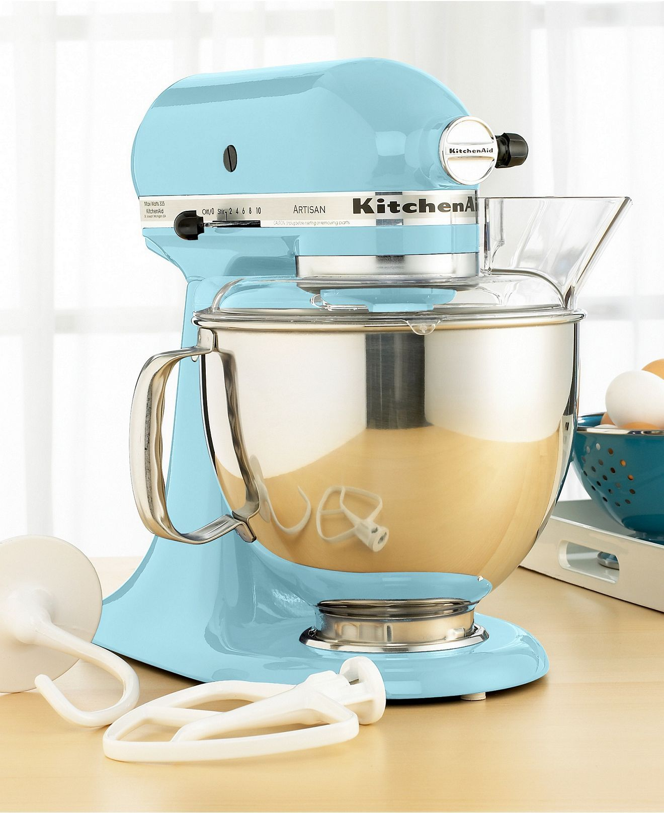 KitchenAid KSM150PS Artisan 5 Qt. Stand Mixer | KitchenAid, Stand ...