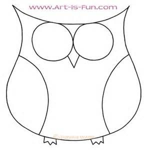 Cute owl outline by Thaneeya McArdle Art Pinterest Outlines