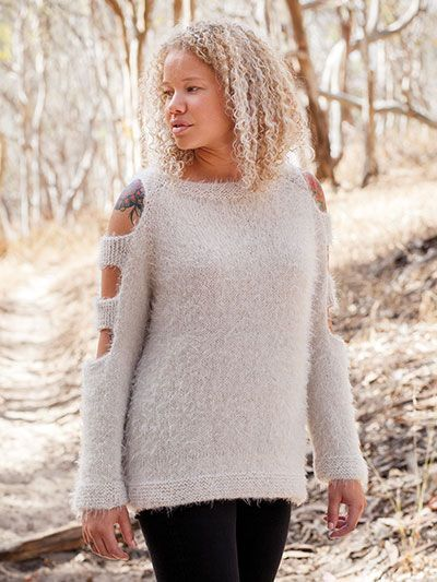 Knitting - Annie's Signature Designs: Cirocco Sweater Knit ...
