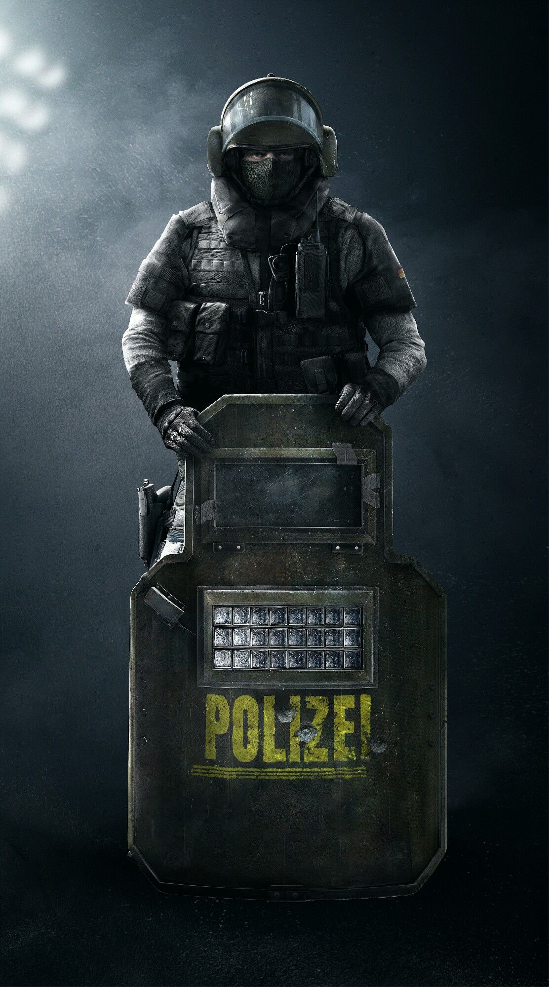 Rainbow six siege Blitz | Blitz, Blitz cosplay, Game figuren