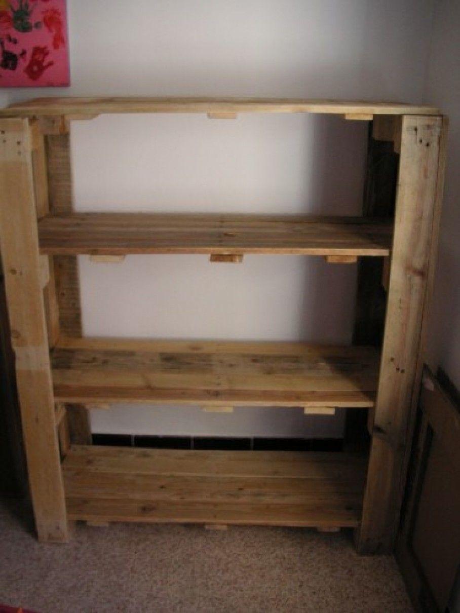 création de meubles en palettes pour votre décoration intérieure