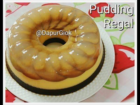 Resep Pudding Biskuit Marie Regal Cara Membuat Pudding Regal Lapis 3 Youtube Resep Biskuit Resep Makanan Penutup