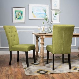 Enjoy A Splash Of Color With Your Dining Table This Season Not Only Are The Nyomi Chairs By Christopher Knight Home Stylish Featuring Comfortable