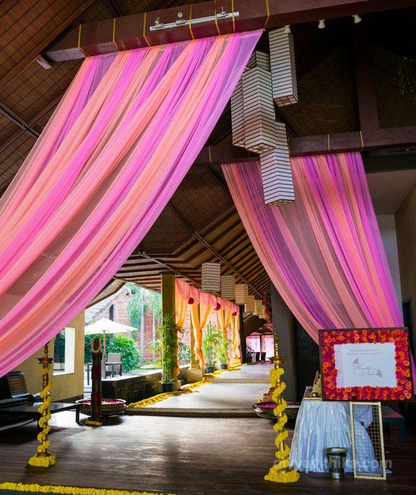 Home Design Ideas Bangalore: Wedding Decor We Arranged At Temple Tree, Bangalore