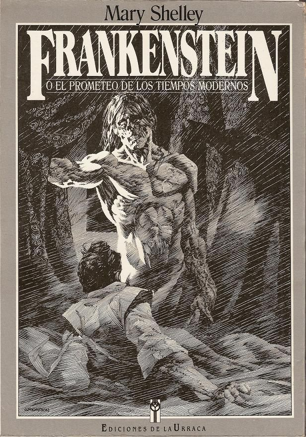 gothic horror frankestein essay Frankenstein perfectly fits the description of both a romantic and a gothic horror  gothic horror is a large part of the story, as well frankenstein mutilates.
