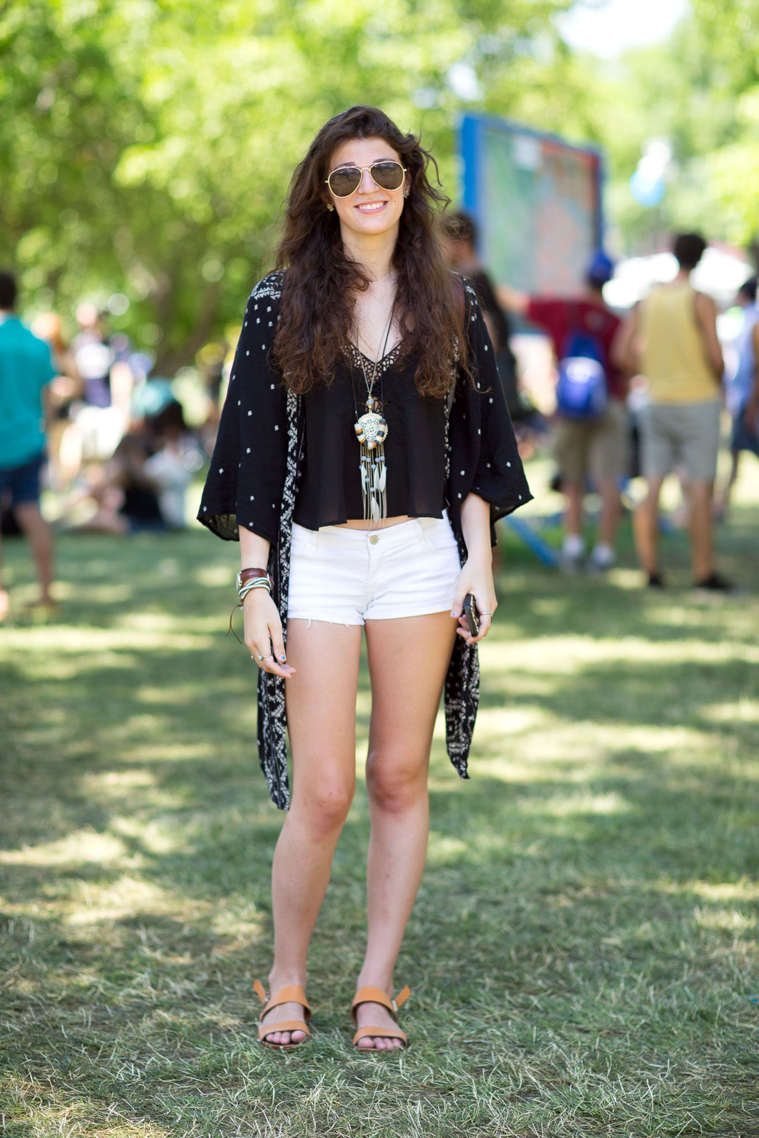 street style: Governors Ball 2014...