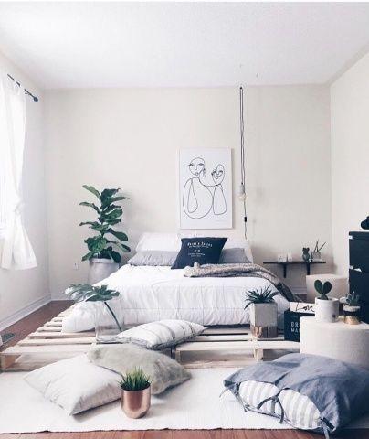 Pinterest Waitingforfireflies Instagram D Anae9 Apartment Bedroom Decor Industrial Bedroom Design Minimalist Bedroom