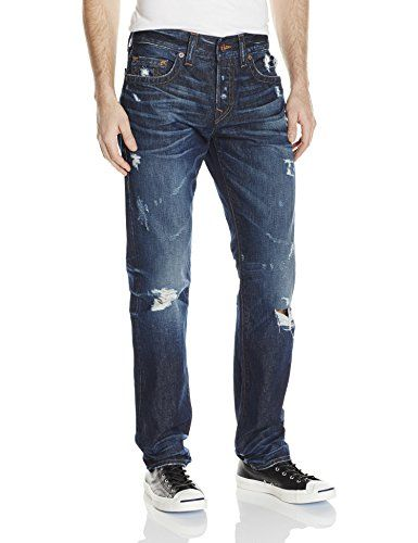 Mens Rocco Super Stretch Slim Jeans True Religion qFxevmH