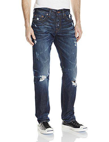 Mens Rocco Super Stretch Slim Jeans True Religion jG9xlwqs