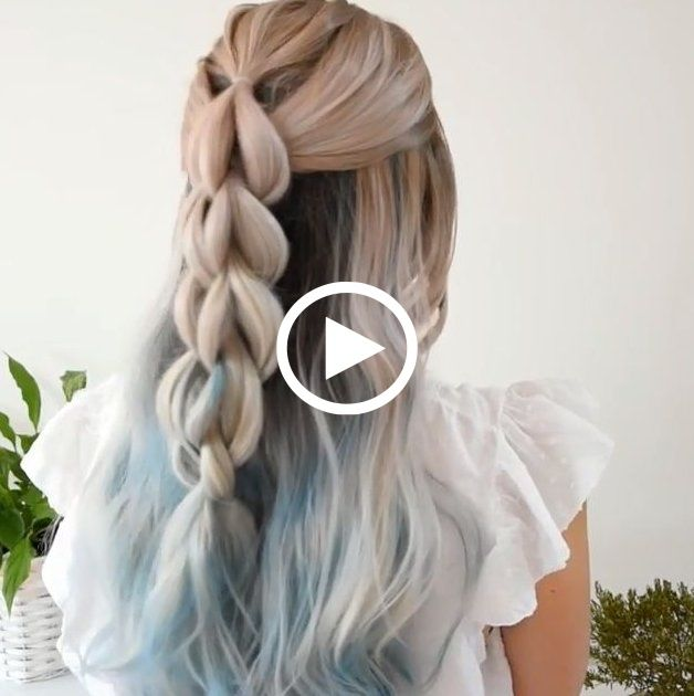 hairstyles videos Suelto - hairstyles videos Color - hairstyles videos Recogido | # ...