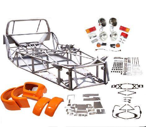 GBS Zero Starter Kit - Self Build Track and Road Car Kit Car. Ford Donor  sc 1 st  Pinterest & GBS Zero Starter Kit - Self Build Track and Road Car Kit Car ... markmcfarlin.com