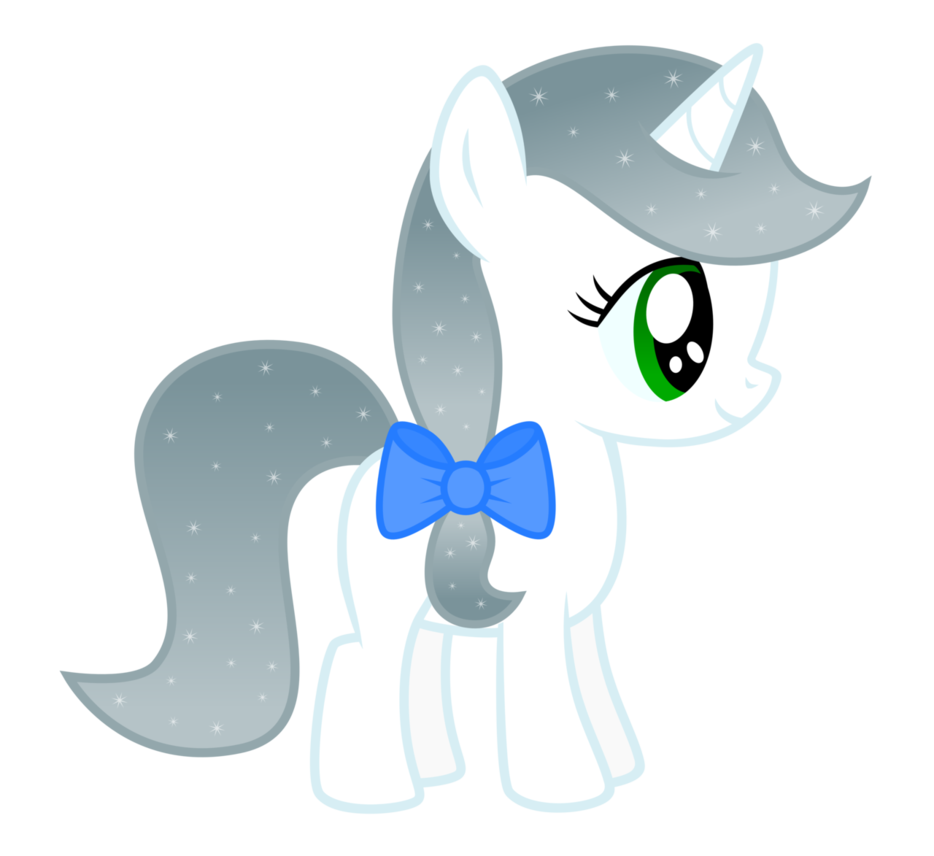 Glimmering Hope filly by NortherntheStar on deviantART