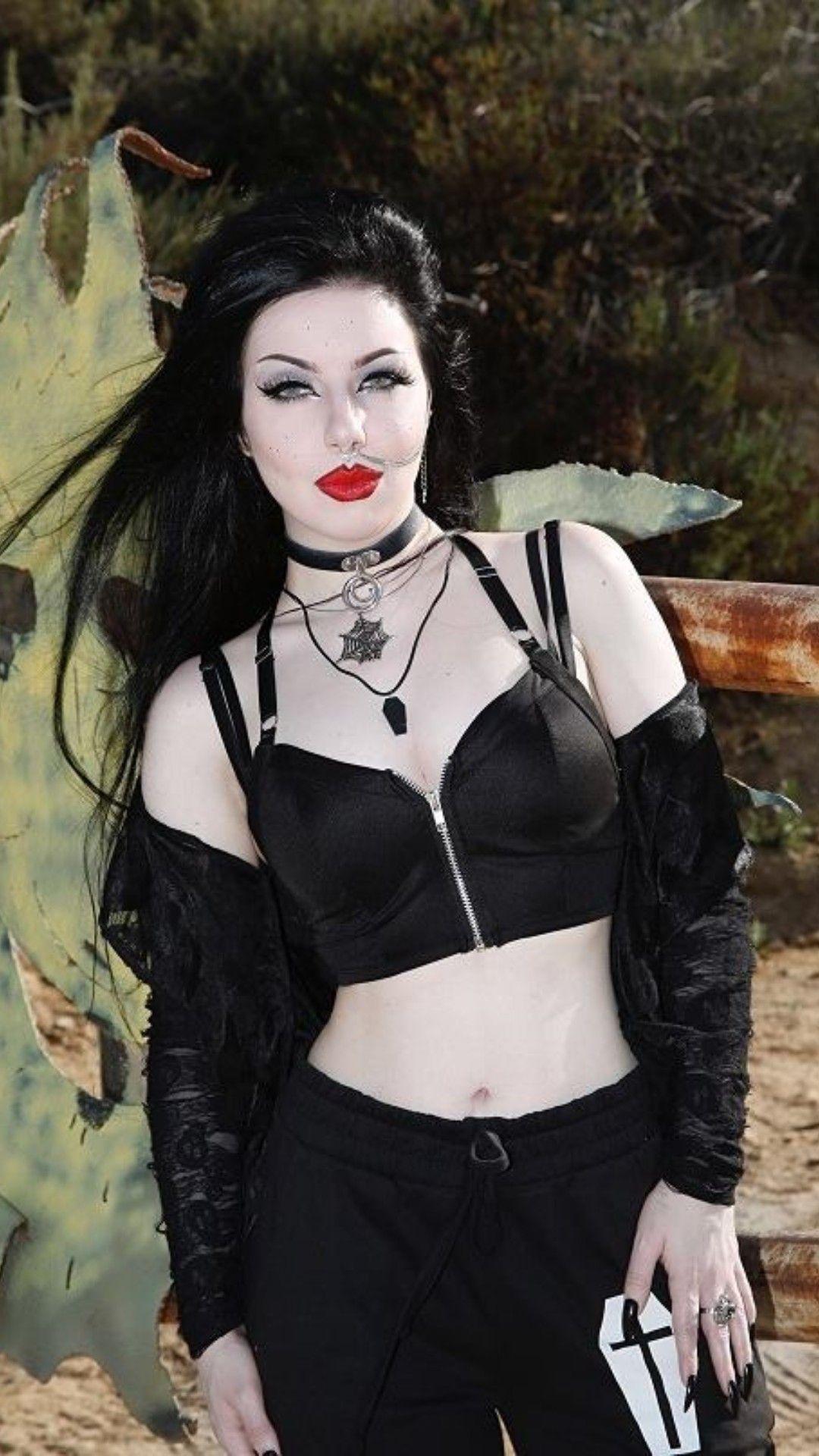 Adaptive Gothic Angel Costume