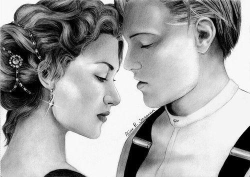 Jack And Rose Titanic Fan Art 28112835 Fanpop Titanic In