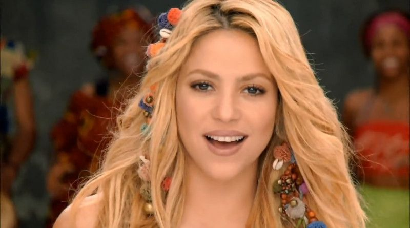 Beautiful Shakira Wakawaka Wallpapers Hd Free For