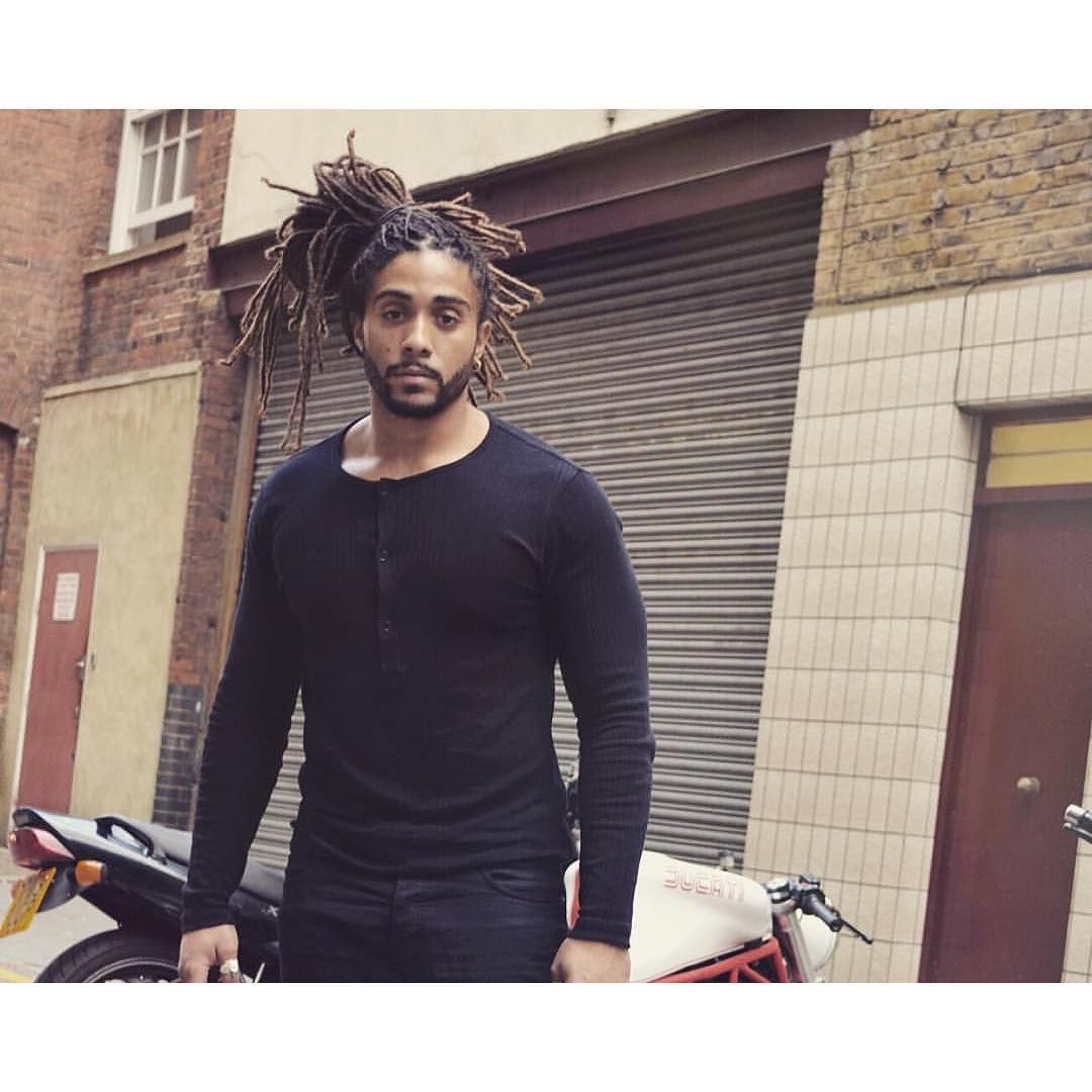 Pin by judy wooten on males with dreadlocks pinterest locs