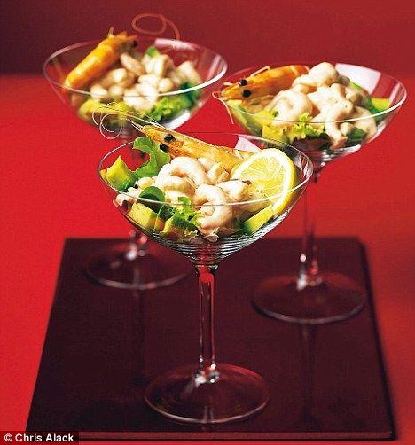 Best 25 prawn cocktail ideas on pinterest prawn for Prawn cocktail canape