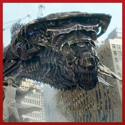 Chitauri Leviathan | Sculpture, Lion sculpture, Marvel