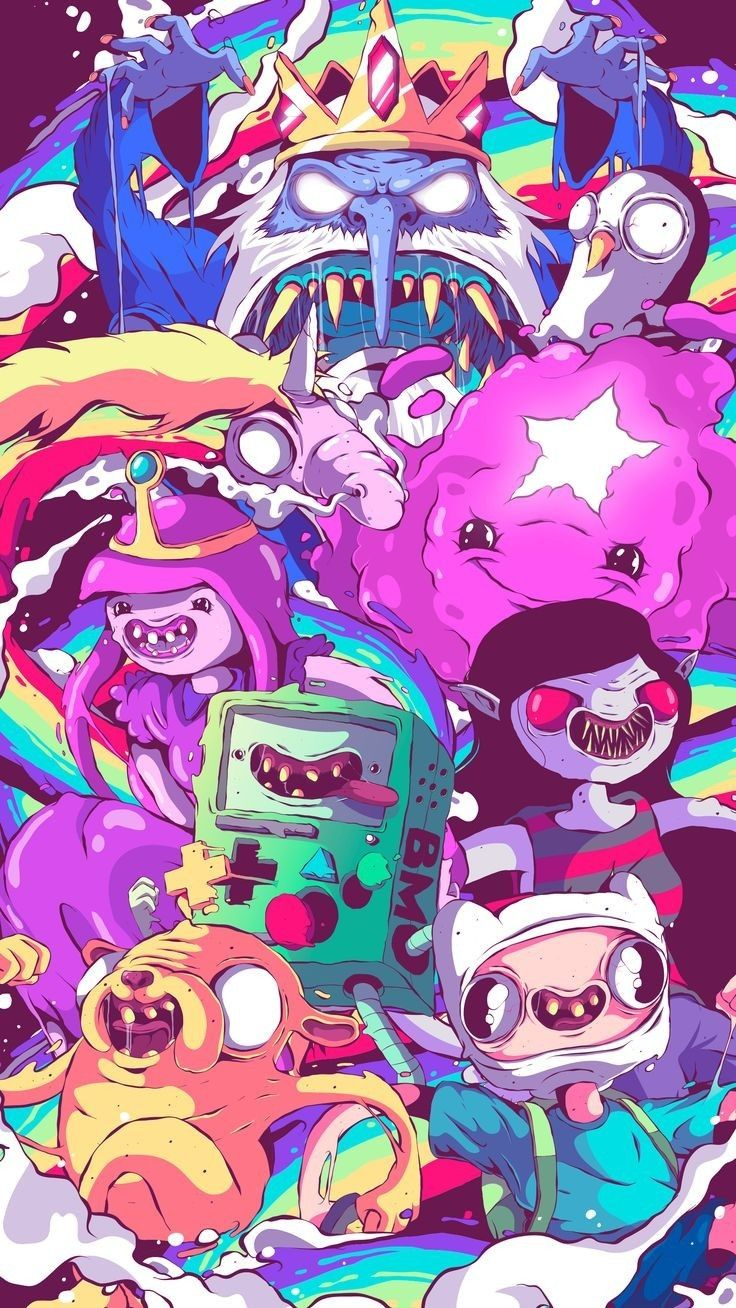 in 2020 Adventure time wallpaper, Adventure