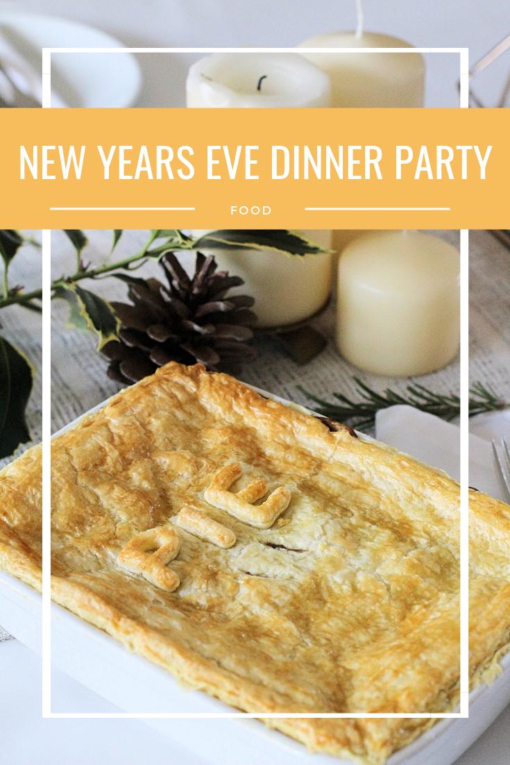 New Years Eve Dinner Party | FOOD | FREYA WILCOX | Steak ...